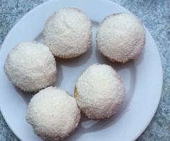 Raffaello Cupcakes -kalorienreduziert-