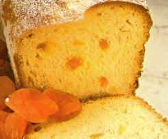 Aprikosen-Zopfkuchen
