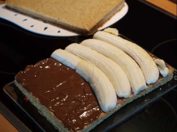 Bananen Split Torte Von Maikaefer2383 Ein Thermomix Rezept Aus