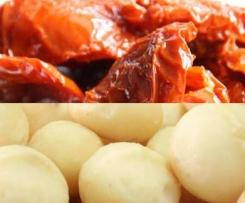 Macadamia Aufstrich Mediterran Vegan