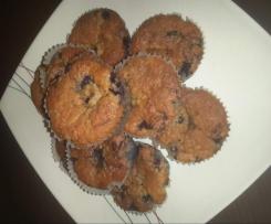 Heidelbeer-Muffins wie in Kanada