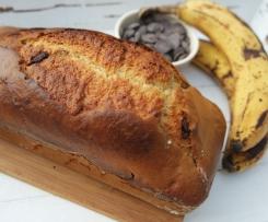 Süßes Bananenbrot