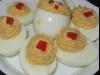Gefüllte Eier von der Ramona