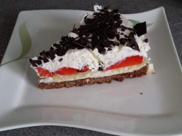 Erdbeer Mascarpone Torte Von Felicia14 Ein Thermomix Rezept Aus