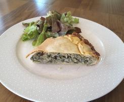 Torta verde aus Ligurien