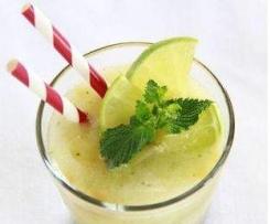 Melonen-Mojito