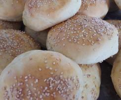 Burger Buns - Die Fluffigen