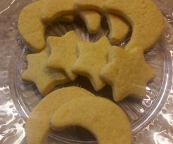 Puddingplätzchen (zum ausstechen/formen ohne Kühlzeit)