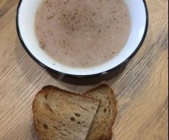 Weisskraut Zitronen Suppe (Kabissuppe)