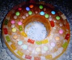 Winterlicher Apfel-Nuss-Kuchen