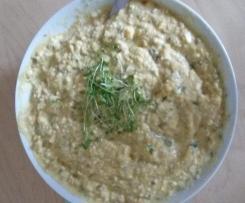Remouladen Soße Sauce,perfekt zur Eierverwertung, zu Raclette, Fondue und Grillen oder einfach so als Brotaufstrich