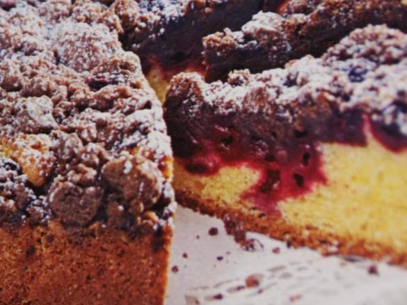 Kirschkuchen Mit Schokostreuseln Von Moggili007 Ein Thermomix