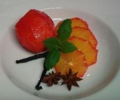 Gewürz-Orangen