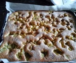 Obstkuchen schnell gemacht