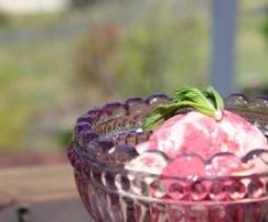 """Erdbeer - Vanille Eis a la """" Ed vom...Lecker"""""""