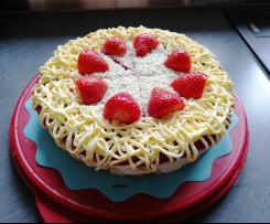 Spaghetti-Kuchen ohne Backen