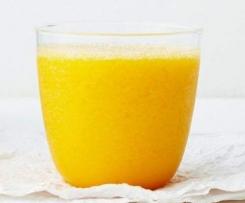 Aprikosen-Sanddorn-Drink