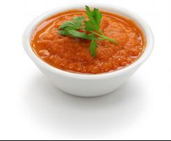 Einfache Tomatensoße