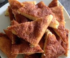 Kartoffel-Zimt-Kuchen