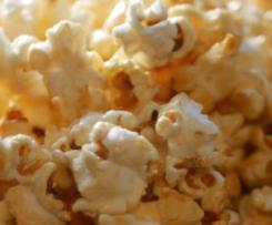 Popcorn Milchreis