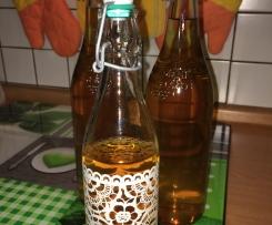 Alkoholfreier Bratapfelpunsch