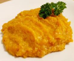 Süßkartoffel-Püree à la Frieda