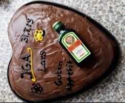 Jägermeister (Hörnertee) Kuchen by Sabine