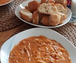 Stephis Variation von Lasagnesuppe WWgeeignet