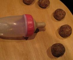 Stillkugeln Milchbildungskugeln Energiekugeln - vereinfacht