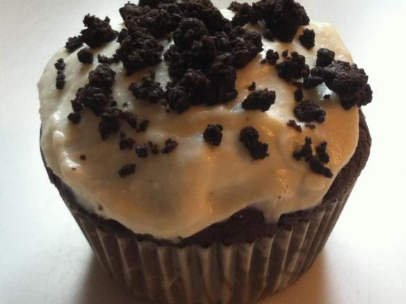 Oreo Muffins Von Xx Ein Thermomix Rezept Aus Der Kategorie Backen