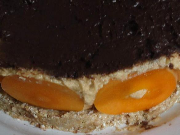 Aprikosentorte Frisch Vegan Roh Und Ohne Zucker Von Musubat Ein