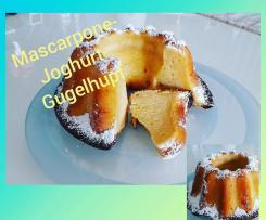 Mascarpone-Joghurt-Gugelhupf