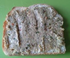 Vegetarische Leberwurst hausmacher Art