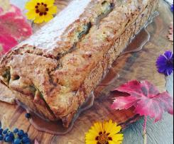 Zucchini Brot (Kuchen) nach Omas Rezept
