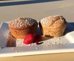 Dinkel-Mandel-Muffins