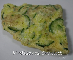 Kretisches Omelett