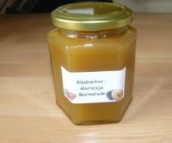 Rhabarber-Maracuja-Marmelade