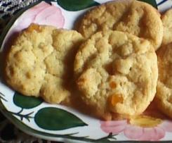 Orangen Cookies