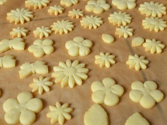 Zarte Butterplätzchen Von Wsonja24 Ein Thermomix Rezept Aus Der