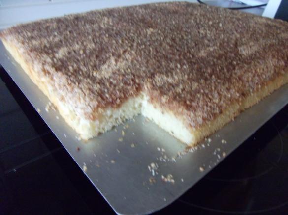 Buttermilchkuchen Mit Nuss Schnell Und Einfach Von Helga1956 Ein