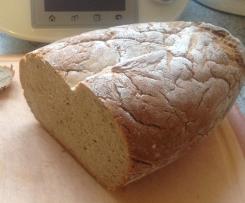 Variation von Hexle's 3 Minuten Brot