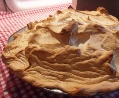 """Key Lime Pie - Limonenkuchen nach Art der Florida Keys (fast besser als im """"Blue Heaven"""")"""
