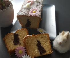 Oster-Marmorkuchen  saftig... fein!!