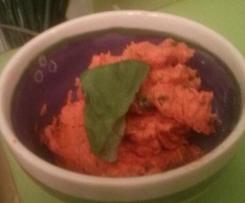 Tomaten-Basilikum Creme Ruck-Zuck und lecker
