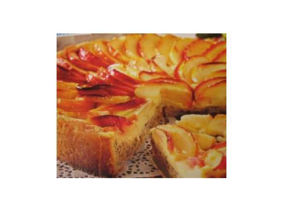 Apfel Mohnkuchen Mit Schmandguss Von Damapali Ein Thermomix