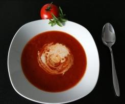 Tomatensuppe schnell & einfach