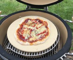 Variation Dinkel-Pizzateig