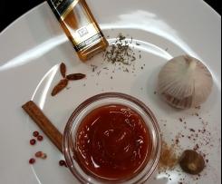 Gerrys Männer-Ketchup mit Chili und Dr. Scotch (Whisky)