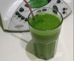 Grüner Vitaminmahlzeit Smoothie