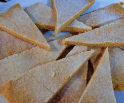 Shortbread Originalrezept (Rund)